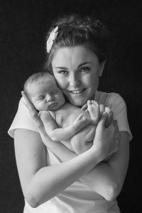 newborn baby pictures dublin wicklow kildare mammy and newborn