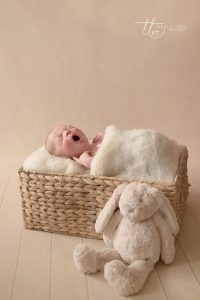 Big Yawn! Newborn baby photography Dublin Meath Kildare Wicklow