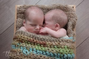 Twins telling a secret Newborn baby photography Dublin Meath Kildare Wicklow