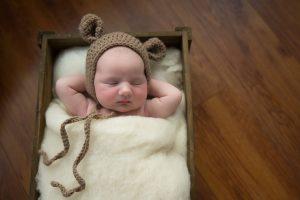Little teddy bear Newborn baby photography Dublin Meath Kildare Wicklow