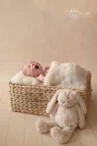 Big Yawn! Newborn baby photography Dublin Meath Kildare Wicklow